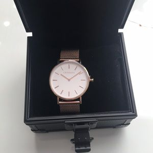 Rose Gold Cromwell Watch